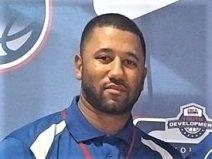 Senior Coach Alex Peeler