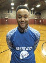 Senior Coach Ethan Jones