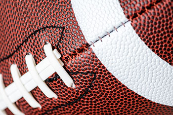 Close-Up of Football